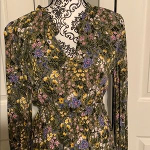 NWT Old Navy Flowered Dress
